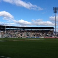Photo taken at Blundstone Arena by Stuart F. on 7/7/2012
