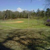 Photo taken at Avent Park by Tony A. on 3/20/2011