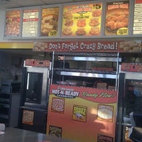 Photo taken at Little Caesars Pizza by Kenn S. on 1/28/2012