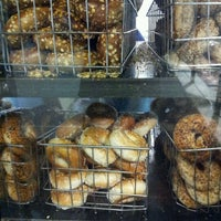 Photo taken at Murray's Bagels by Fred W. on 10/16/2011