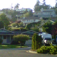 Photo taken at Anacortes - Skyline Neighborhood by Todd H. on 8/8/2011