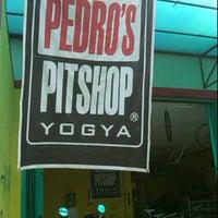 Photo taken at Pedropitshop Ringroad UPN by Nanang C. on 11/26/2011