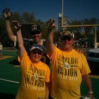 Photo taken at Floyd Casey Stadium by Daniel C. on 9/24/2011