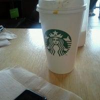 Photo taken at Starbucks by Sweet Day B. on 9/23/2011