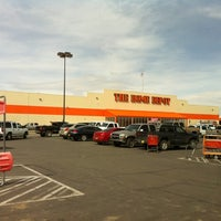 Photo taken at The Home Depot by Douglas M. on 3/17/2012