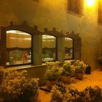 Photo taken at Restaurant Mas Buscà by eantones on 8/23/2012
