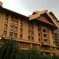 Photo taken at The Royale Chulan Hotel by Jeffrey B. on 6/29/2012
