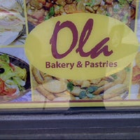 Photo taken at Ola bakery by Sid F. on 5/28/2012