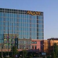 Photo taken at Argosy Casino Hotel & Spa by Stacy S. on 9/11/2011