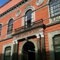 Foto tomada en Academia de San Carlos por Eduardo R. el 3/20/2012