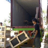 Photo taken at CV.From Java International Trading Comp by Lya V. on 12/13/2011