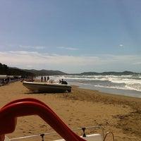 Photo taken at Beach Punta Ala by Frank B. on 7/24/2011