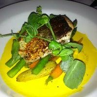 Photo taken at Bodega Restaurant by Monica L. on 6/11/2012