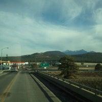 Photo taken at Bellemont, AZ by Brian M. on 1/31/2012