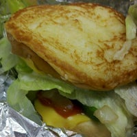 Photo taken at Five Guys by Anish on 1/8/2012