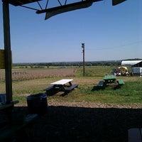Photo taken at Crumland Farms by Shashi B. on 10/8/2011