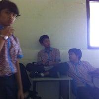 Photo taken at Sekolah Global Mandiri Cibubur by Akane H. on 5/8/2012