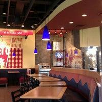Photo taken at KFC by Tia N. on 10/16/2011