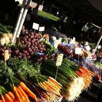 Photo taken at Salamanca Market by Alex W. on 1/27/2012