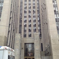 Photo taken at New York City Criminal Court by Zach S. on 3/15/2012