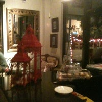 Photo taken at Le Cafe by MIchael H. on 10/28/2011