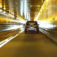Photo taken at Lincoln Tunnel by 💜Shellie 💋 M. on 9/1/2012