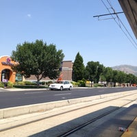 Photo taken at TRAX Trolley Square by feistyfeaster on 8/7/2012