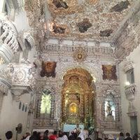 Photo taken at Igreja Nossa Senhora da Conceição dos Militares by Pacheco on 7/22/2012
