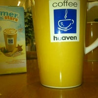 Photo taken at Coffee Heaven by Iza R. on 7/27/2012