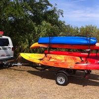 Photo taken at Kayak Nature Adventures by Joe G. on 3/30/2012