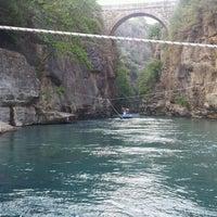 7/27/2012 tarihinde Gülenay K.ziyaretçi tarafından Köprülü Kanyon'de çekilen fotoğraf