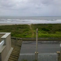 Photo taken at Guacyara Beach by Wellinton C. on 11/13/2011