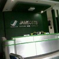 Photo taken at Jamsostek Office by Siswandi P. on 10/6/2011