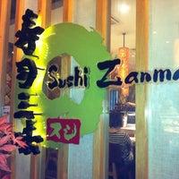 Photo taken at Sushi Zanmai (壽司三味) by Miky 心. on 10/5/2011
