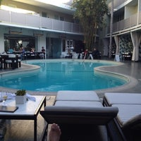 Photo taken at Avalon Hotel Beverly Hills by Anthony on 8/29/2012