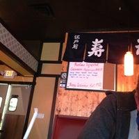 Foto diambil di FuGu Sushi oleh Teresa J. pada 4/25/2012