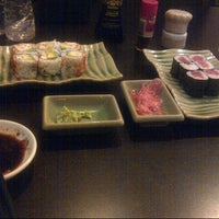 Photo taken at Sushi Hana by Felicia P. on 8/30/2012