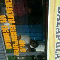 Photo taken at Sate Ayam Kampung Pak Damun by M Aris Muslikhun A. on 1/7/2012