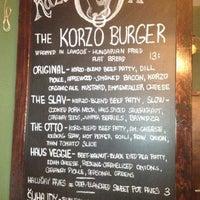 Photo taken at Korzo Haus by Michael S. on 8/12/2012