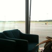 Photo taken at SAS Business Lounge by Malou S. on 7/17/2011