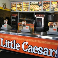 Photo taken at Little Caesars Pizza by Carlos D. on 5/4/2012