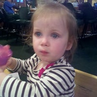 Photo taken at Quaker Steak & Lube® by Zack T. on 11/7/2011