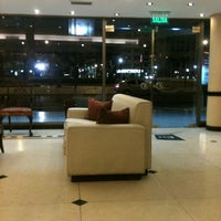 Photo taken at Embajador Hotel by Paulo Roberto S. on 7/23/2012