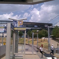Photo taken at MetroLink - Civic Center Station by Keith R. on 7/18/2012
