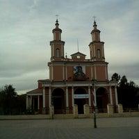 Photo taken at Iglesia De Andacollo by Sandra C. on 9/16/2011