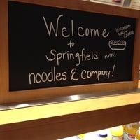 Photo taken at Noodles & Company by Whitney Z. on 4/2/2012