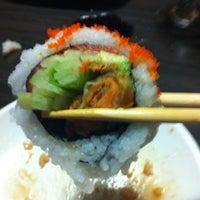 Photo taken at Oyama Sushi by Okhshan S. on 5/28/2012