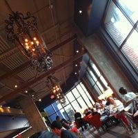 Photo taken at Alto Restaurant by Sarah G. on 5/20/2012