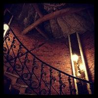 Снимок сделан в Brasserie de Metropole пользователем Lyubov 9/5/2012