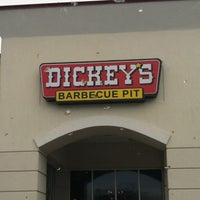 Photo taken at Dickey's BBQ Pit by Scott D. on 2/16/2012